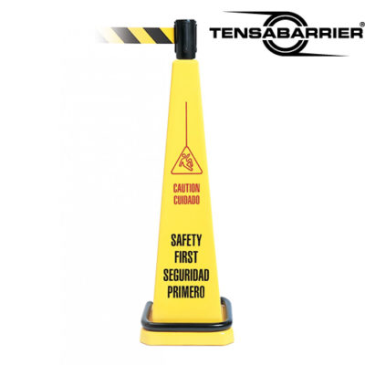 Tensacone Safety Line Barrier